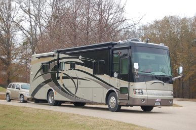 2008 Tiffin Phaeton 40 QDH