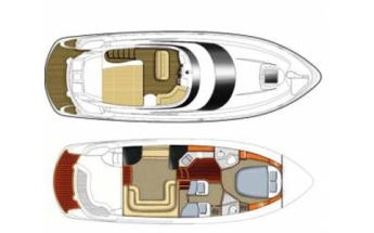 sealine-f37-layout